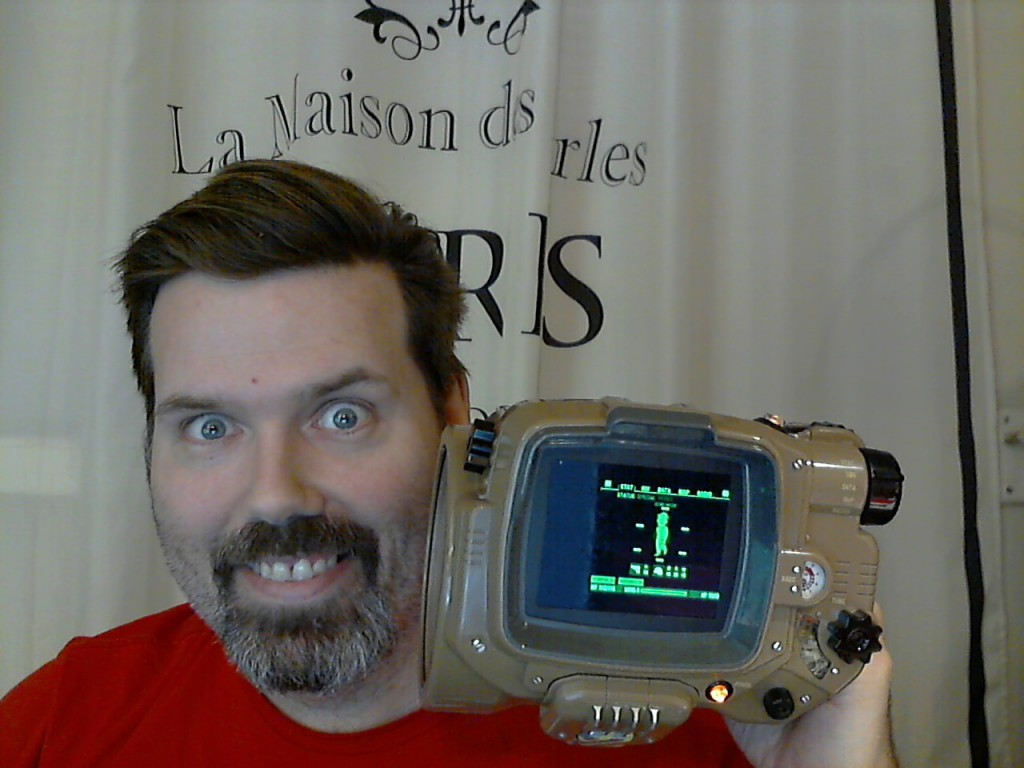 Finally Got my Pip Boy !